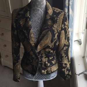 Gorgeous Joseph Ripkoff dinner jacket size 6